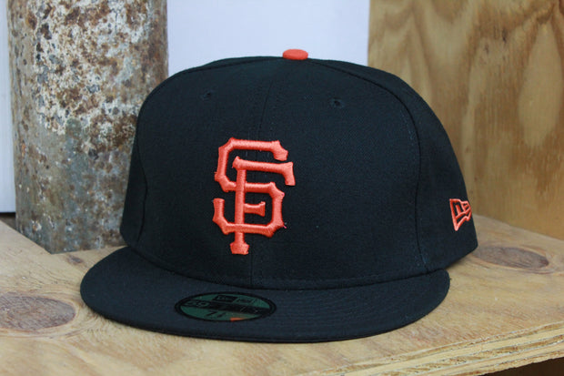 SAN FRANCISCO GIANTS CLASSIC NEW ERA 59FIFTY FITTED CAP