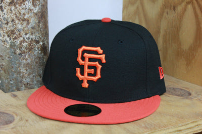 SAN FRANCISCO GIANTS CLASSIC 2 TONE NEW ERA 59FIFTY FITTED CAP