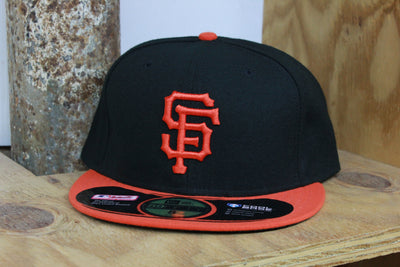 SAN FRANCISCO GIANTS ON-FIELD 2 TONE NEW ERA 59FIFTY FITTED CAP