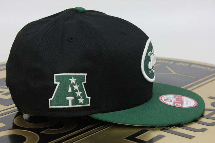 NEW YORK JETS AFC NEW ERA 9FIFTY MEDIUM-LARGE SNAPBACK HAT