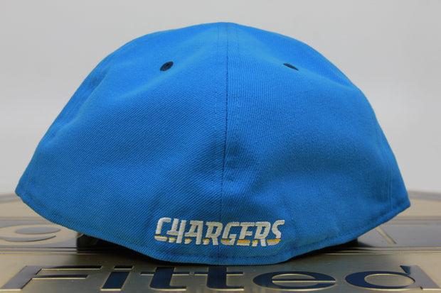 SAN DIEGO CHARGERS NEW ERA 59FIFTY FITTED HAT