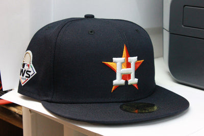 HOUSTON ASTROS WS 2019 ON-FIELD NEW ERA 59FIFTY FITTED CAP