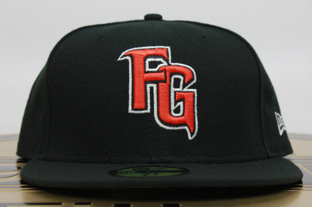 FRESNO GRIZZLIES MADE IN USA MiLB NEW ERA 59FIFTY FITTED HAT