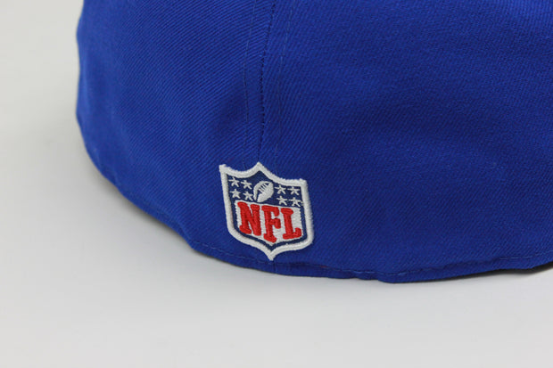 BUFFALO BILLS NEW ERA 59FIFTY FITTED HAT