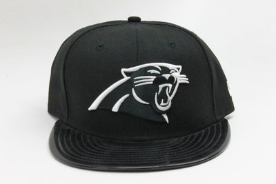 CAROLINA PANTHERS AIR JORDAN 11 'SPACE JAM' NEW ERA 59FIFTY FITTED CAP
