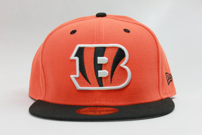CINCINNATI BENGALS NEW ERA 59FIFTY FITTED HAT