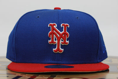 NEW YORK METS 2 TONE NEW ERA 59FIFTY FITTED HAT