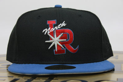 hot sale online 27463 4e4a3 NORTH ARKANSAS TRAVELERS MiLB NEW ERA 59FIFTY FITTED HAT