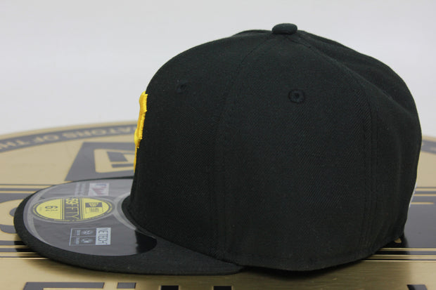 PITTSBURGH PIRATES KIDS NEW ERA 59FIFTY FITTED HAT