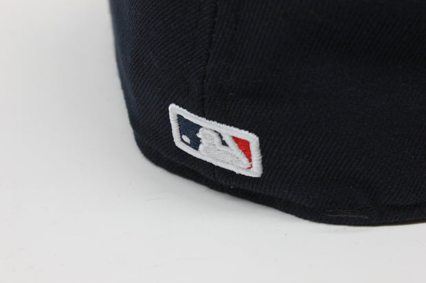 ATLANTA BRAVES ON-FIELD NE FLAG NEW ERA 59FIFTY FITTED CAP