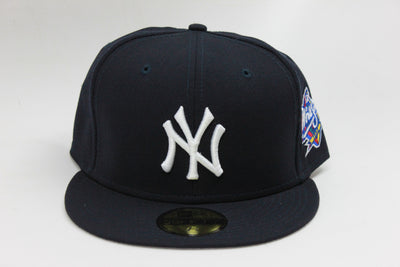 NEW YORK YANKEES 1998 WORLD SERIES NEW ERA FITTED CAP