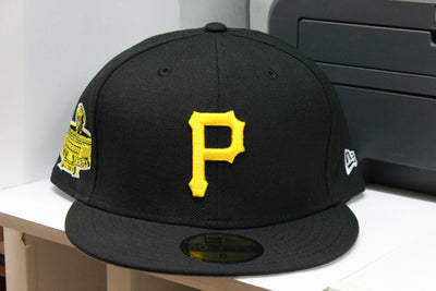 PITTSBURGH PIRATES 1971 WORLD SERIES QS NEW ERA FITTED CAP