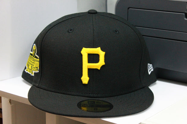 PITTSBURGH PIRATES 1971 WORLD SERIES NEW ERA FITTED CAP