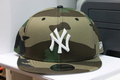 NEW YORK YANKEES CAMO NEW ERA 9FIFTY SNAPBACK