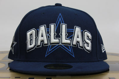 DALLAS COWBOYS STAR NEW ERA 59FIFTY FITTED HAT