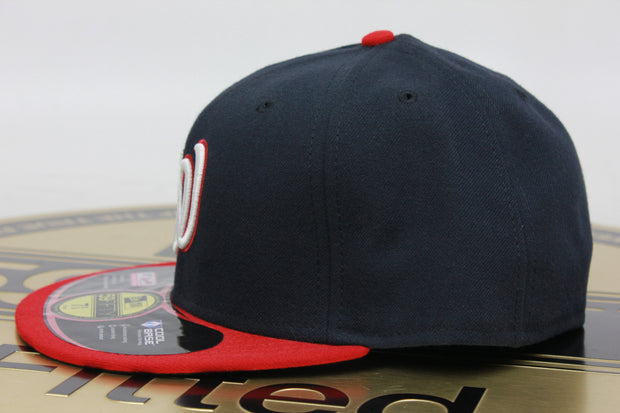 WASHINGTON NATIONALS 2TONE NEW ERA 59FIFTY FITTED HAT