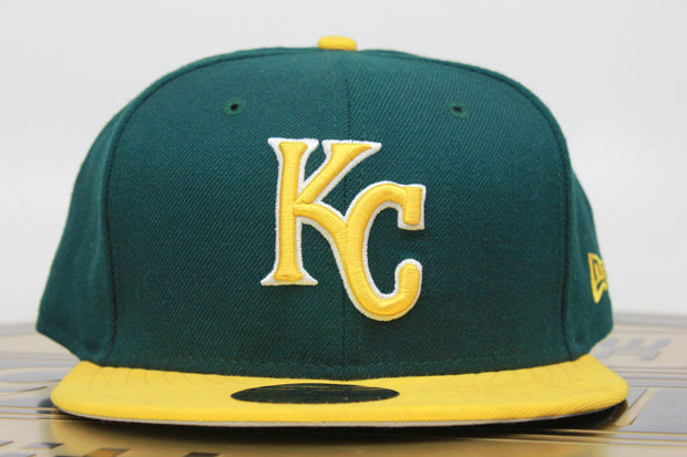 brand new a1e9f 678b6 ... kansas city royals as colorway new era 59fifty fitted hat