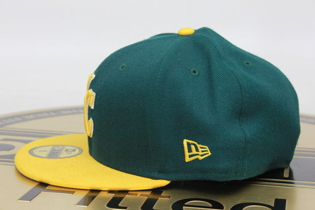 KANSAS CITY ROYALS A'S COLORWAY NEW ERA 59FIFTY FITTED HAT