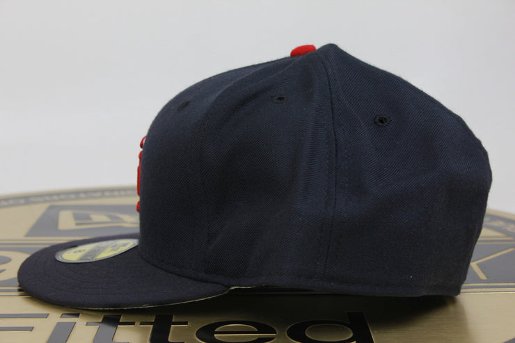 ST. LOUIS CARDINALS MADE IN USA NEW ERA 59FIFTY FITTED HAT
