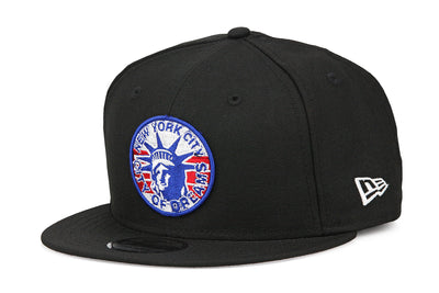 "NEW YORK CITY OF DREAMS ""BIG DREAMS, BIGGER GOALS"" NEW ERA SNAPBACK"