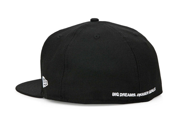 "NEW YORK CITY THE BIG APPLE ""BIG DREAMS BIGGER GOALS"" NEW ERA HAT"
