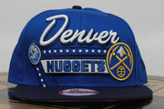 DENVER NUGGETS ESPN NEW ERA 9FIFTY SNAPBACK HAT