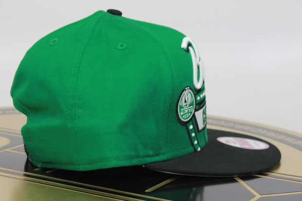 BOSTON CELTICS ESPN NEW ERA 9FIFTY SNAPBACK HAT