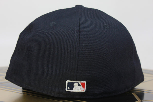 NEW YORK YANKEES 2000 SUBWAY SERIES NAVY NEW ERA 59FIFTY FITTED HAT