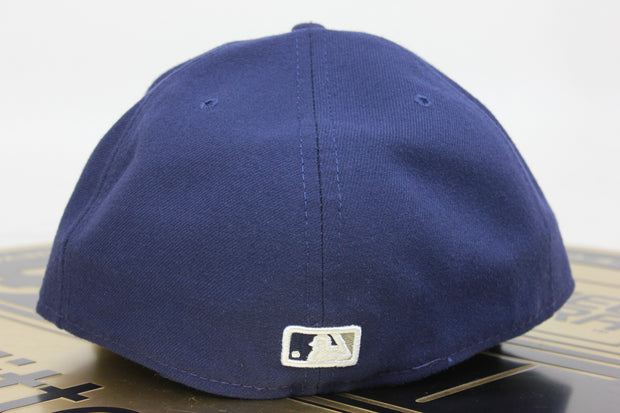 SAN DIEGO PADRES PERFORMANCE HEADWEAR NEW ERA 59FIFTY FITTED HAT