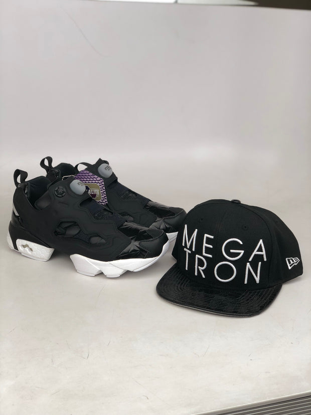 MEGATRON SHARP WORD FAUX CROC SKIN ORIGINAL FIT NEW ERA SNAPBACK HAT