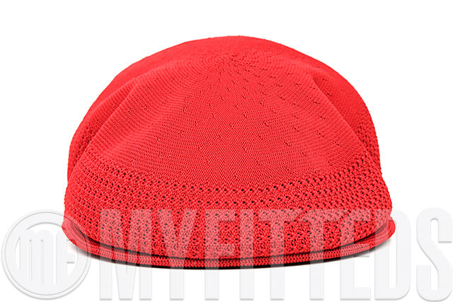 Kangol Tropic Ventair Red Summer Hat