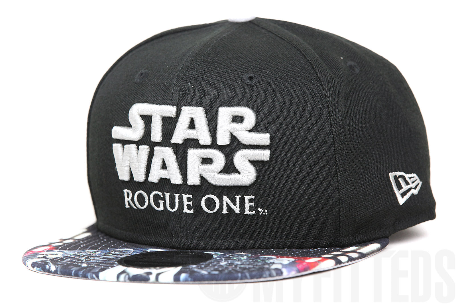 3675db2109b ... discount star wars rogue one a star wars story villain new era 9fifty snapback  hat 0b2df