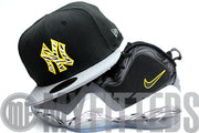 New York Yankees Jet Black Wolf Storm Grey Tour Yellow White New Era Hat