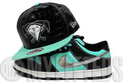 WEST TENN DIAMOND JAXX MIRRORED CROC SEAGLASS NEW ERA ORIGINAL FIT SNAPBACK