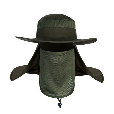 Bucket Protection Hat