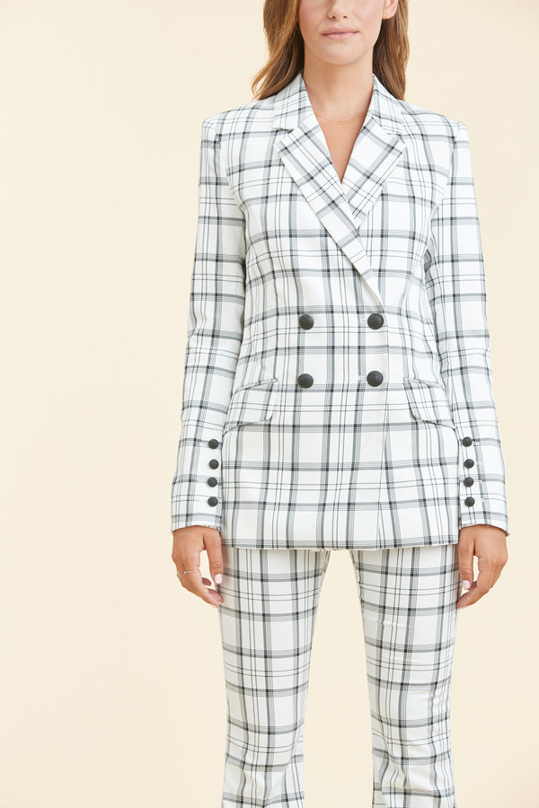 Wintercress Jacket - CHECKERED