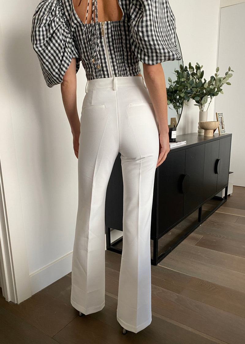 Passion Pants - Winter White