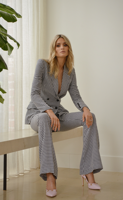 Wintercress Pants - HOUNDSTOOTH