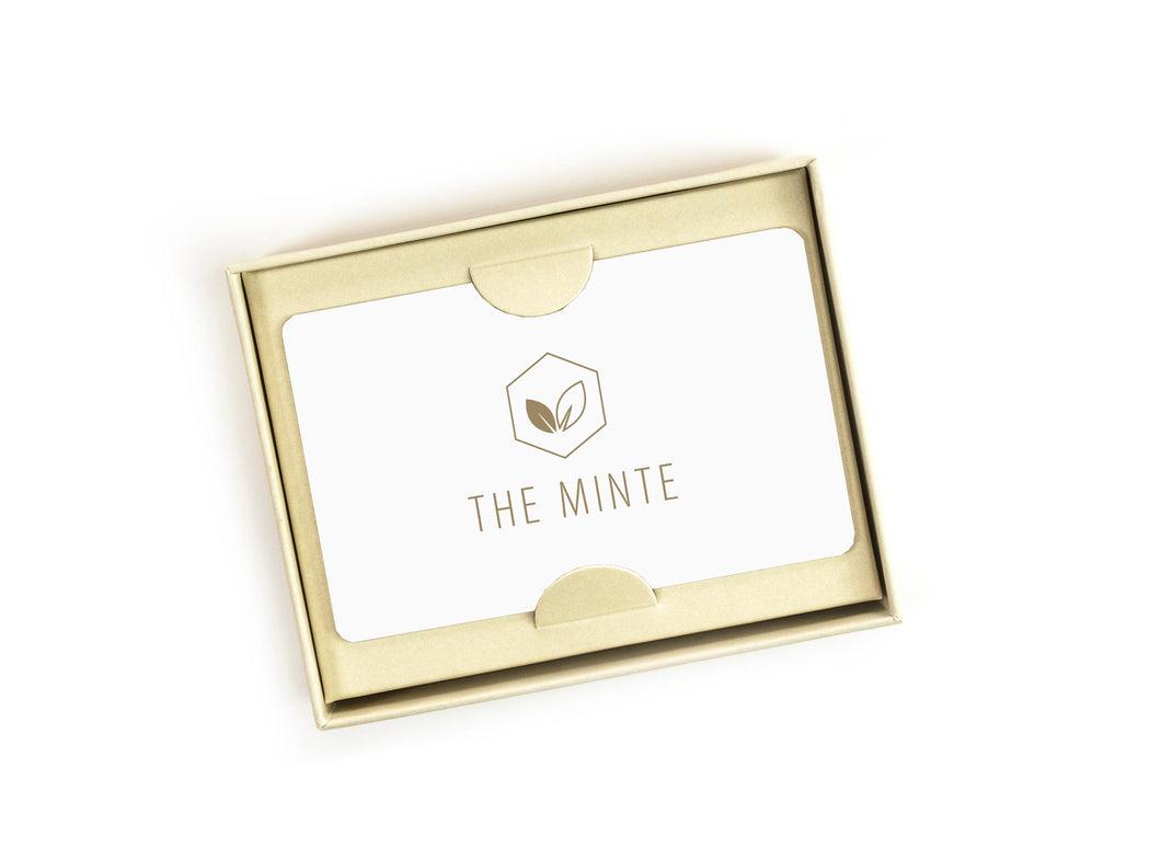 The Minte Signature Package (QTY 5)