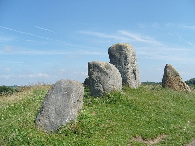 Ancient Wisdom & The Standing Stones