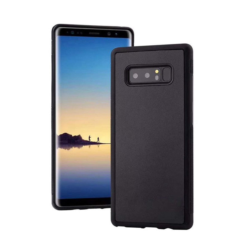 Anti-Gravity Samsung Case Black Samsung S8 - Luxtrak