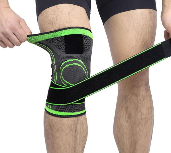 AOLIKES Knee Support Breathable Protective Sports Knee Guard   - Luxtrak