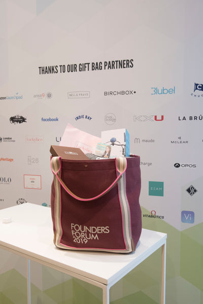 Luckyface Is A Gift Bag Partner For Founders Forum 2019