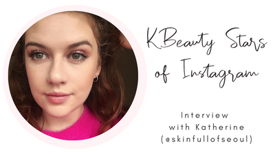 KBeauty Stars of Instagram: Interview with Katherine (@skinfullofseoul)