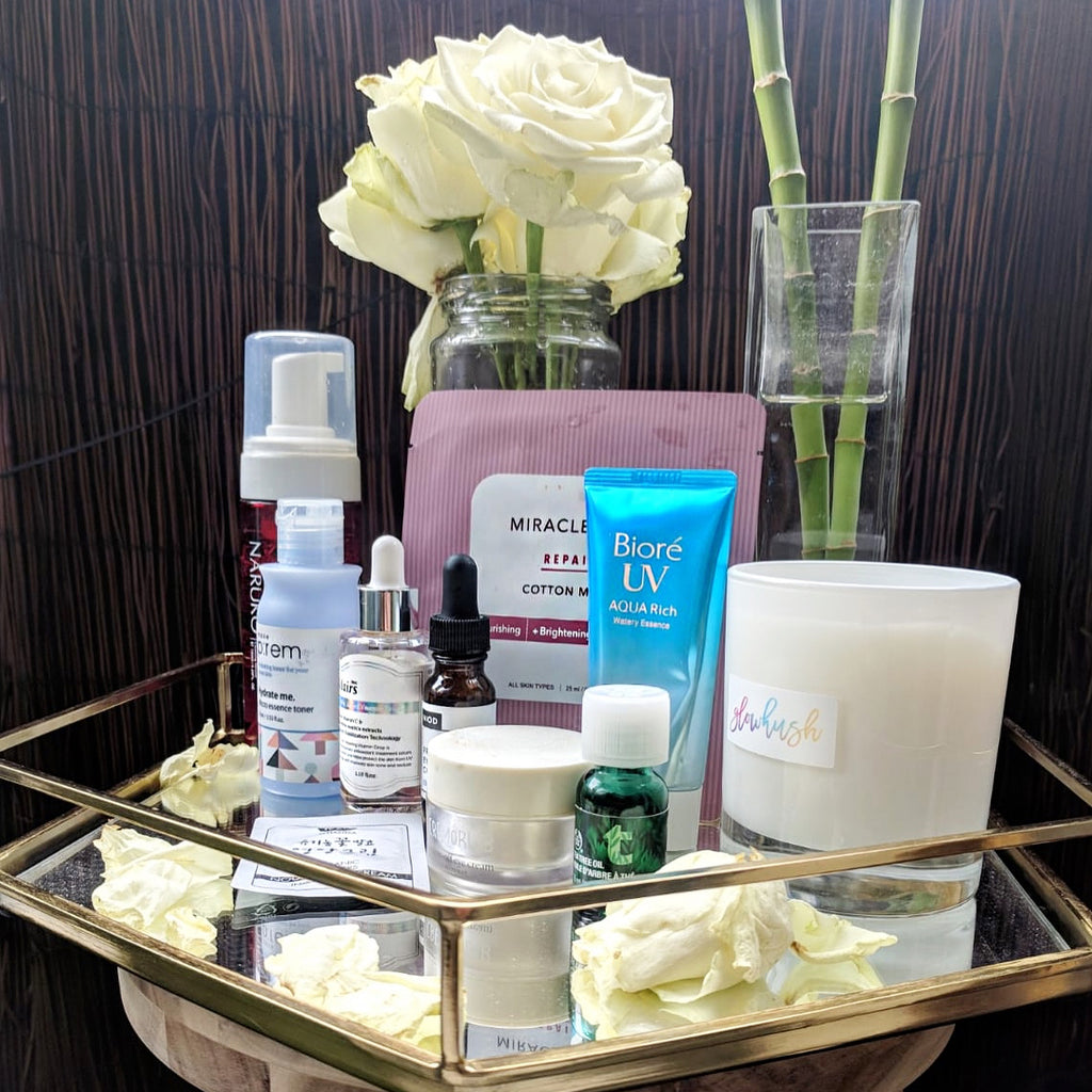 KBeauty Morning Routine