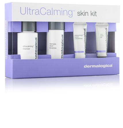 ultra calming kit ; Redness Relief Essence