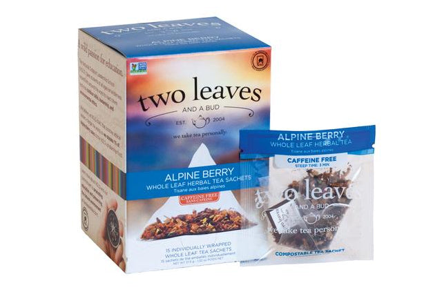 Alpine Berry Herbal Tea