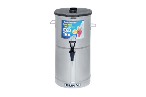 Bunn Iced Tea Dispenser Oval w/ Brew-Thru Lid