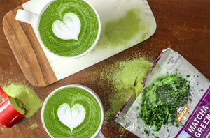 Matcha Green Tea Frappe Mix