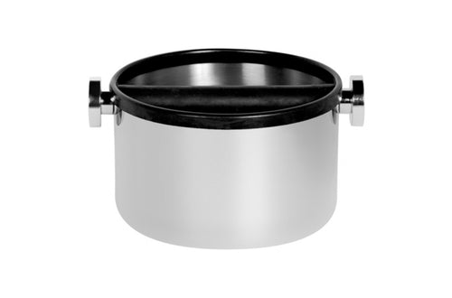 Motta Stainless Steel Round Knockbox